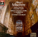 ALLEGRI - Cleobury - Miserere