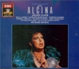 HAENDEL - Hickox - Alcina, opéra en 3 actes HWV.34