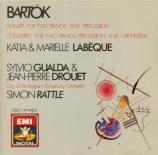 BARTOK - Labeque - Concerto pour deux pianos, percussions et orchestre S