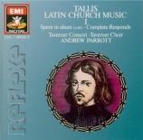 Musique religieuse en latin Vol.1
