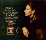VERDI - Votto - Un ballo in maschera (Un bal masqué), opéra en trois act