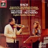 BACH - Mutter - Concerto pour violon en mi majeur BWV.1042