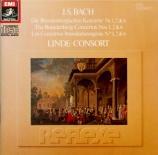 BACH - Linde Consort - Concerto brandebourgeois n°1 BWV 1046 import Japon