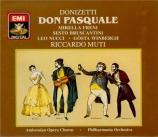 DONIZETTI - Muti - Don Pasquale