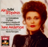 BELLINI - Anderson - Airs d'opéras