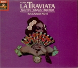 VERDI - Muti - La traviata, opéra en trois actes