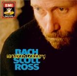 BACH - Ross - Variations Goldberg, pour clavier BWV.988