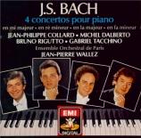 BACH - Collard - Concerto pour clavecin et cordes n°2 en mi majeur BWV.1
