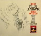 DEBUSSY - Karajan - Pelléas et Mélisande, drame lyrique avec orchestre L