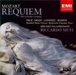 MOZART - Muti - Requiem pour solistes, chœur et orchestre en ré mineur K
