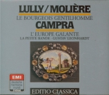LULLY - Leonhardt - Le bourgeois gentilhomme LWV.43