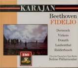 BEETHOVEN - Karajan - Fidelio, opéra op.72