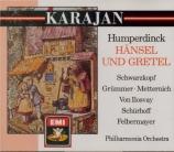 HUMPERDINCK - Karajan - Hänsel und Gretel (Hansel et Gretel)