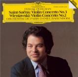 SAINT-SAËNS - Perlman - Concerto pour violon n°3 op.61