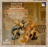 VIVALDI - Pinnock - Gloria en ré majeur, pour deux sopranos, alto, choeur