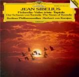 SIBELIUS - Karajan - Finlandia, poème symphonique pour orchestre op.26