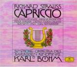 STRAUSS - Böhm - Capriccio, opéra op.85