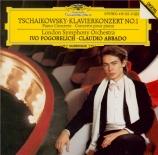 TCHAIKOVSKY - Pogorelich - Concerto pour piano n°1 en si bémol mineur op