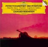 TCHAIKOVSKY - Bernstein - Hamlet, ouverture-fantaisie pour orchestre op