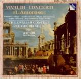 VIVALDI - Pinnock - Concerto pour cordes et b.c. en la majeur RV.159