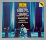 WAGNER - Karajan - Parsifal WWV.111