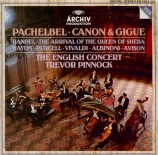 PACHELBEL - Pinnock - Canon et gigue