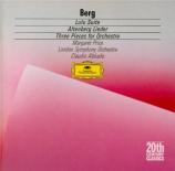 BERG - Abbado - Lulu : suite