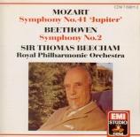 MOZART - Beecham - Symphonie n°41 en do majeur K.551 'Jupiter'