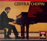 CHOPIN - Cziffra - Polonaise pour piano en la bémol majeur op.53 'Héroiq