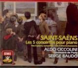 SAINT-SAËNS - Ciccolini - Concerto pour piano n°1 op.17