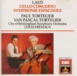 LALO - Fremaux - Concerto pour violoncelle