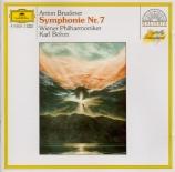 BRUCKNER - Böhm - Symphonie n°7 en mi majeur WAB 107