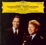 MENDELSSOHN-BARTHOLDY - Mintz - Concerto pour violon et orchestre en mi