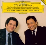 SARASATE - Perlman - Fantaisie sur 'Carmen' op.25