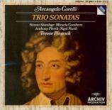 CORELLI - Pinnock - Sonate en trio op.1 n°7