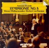 DVORAK - Karajan - Symphonie n°8 en sol majeur op.88 B.163