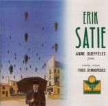 SATIE - Queffélec - Six gnossiennes