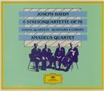 HAYDN - Amadeus Quartet - Six quatuors à cordes op.76 Hob.III:75-80 'Erd