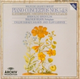 MOZART - Bilson - Concerto pour piano et orchestre n°5 en ré majeur K.17
