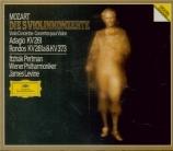 Die 5 Violinkonzerte