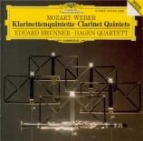 MOZART - Brunner - Quintette pour clarinette et cordes en la majeur K.58