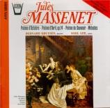 MASSENET - Kruysen - Mélodies