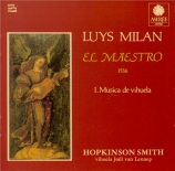 El Maestro Vol.1 : Musica de vihuela