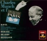 Charles Munch et l'Orchestre de Paris