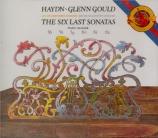 HAYDN - Gould - Sonate pour clavier en ré majeur op.37 n°3 Hob.XVI:42