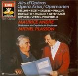 Opera arias (transcribed for trumpet)