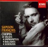 CHOPIN - François - Impromptu pour piano n°1 en la bémol majeur op.29 n°