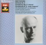 BEETHOVEN - Furtwängler - Symphonie n°9 op.125 'Ode à la joie' Bayreuth 29 - 07 - 1951