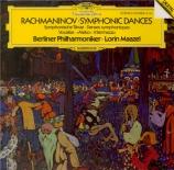 RACHMANINOV - Maazel - Danses symphoniques pour orchestre op.45