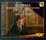 Sonates pour piano N°16 à 32